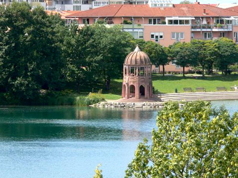 Seepark & Umgebung